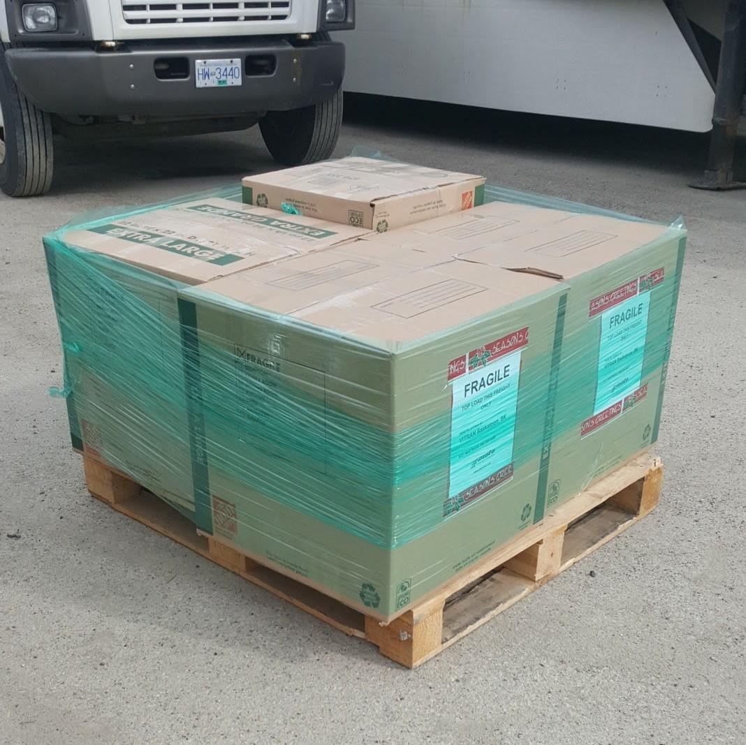 Shipping freight logistics