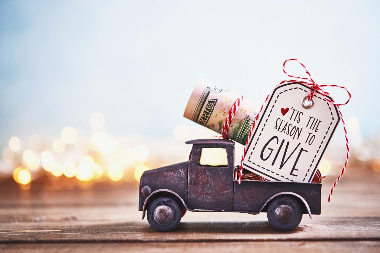 christmas season trucking bc