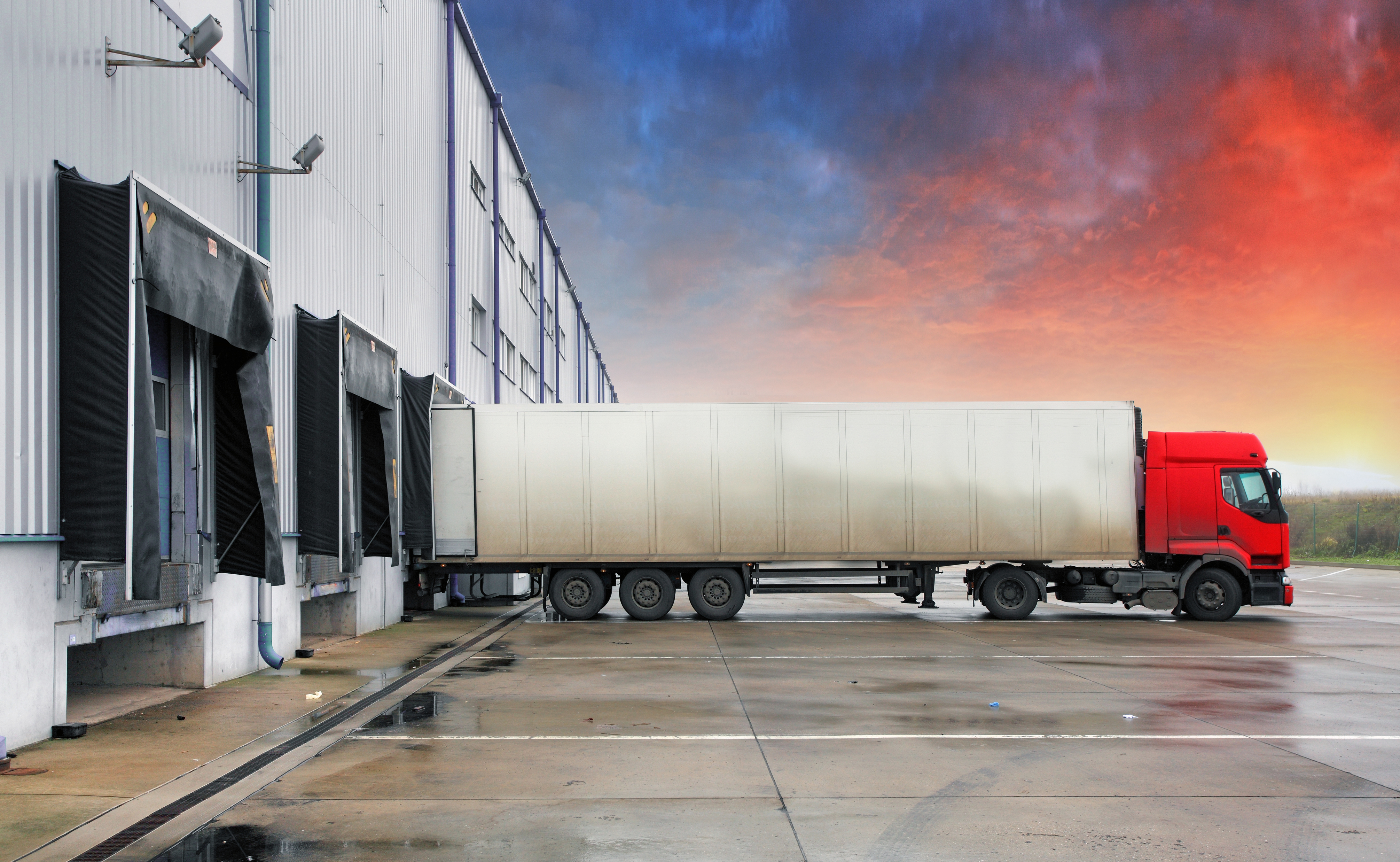 Truck departure schedule usa and canada